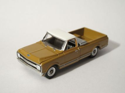 Greenlight County Roads Chevrolet C-10 1969