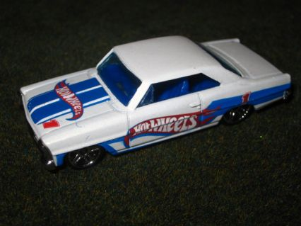 Hot Wheels  Chevrolet 1965 Nova SS