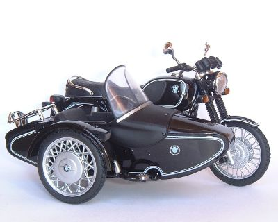 Solido 1:18 BMW R 90-6 Side Car