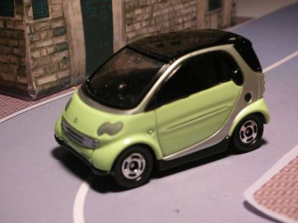 Tomica-Tomy  Smart Fortwo Coupé