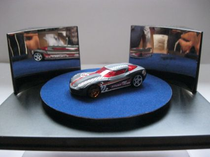 Corvette Stingray 2009 on Hot Wheels Chevrolet 2009 Corvette Stingray Concept Opelitaly S