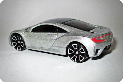 Acura  Concept on Hot Wheels 2013 Hw Showroom   Acura Nsx Concept 2012 Owned By Other