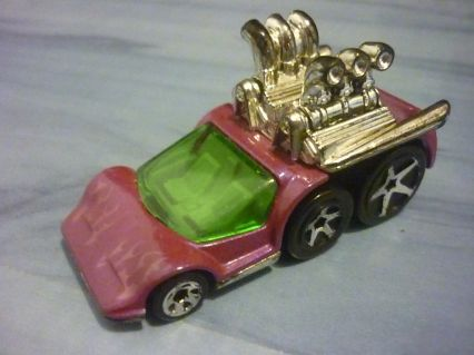 Sixy Sixy Hot http://www.diecastlovers.com/collectable/hot-wheels-sixy-beast-53462/