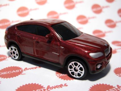 Maisto Bmw X6 Diecastluv S Collection