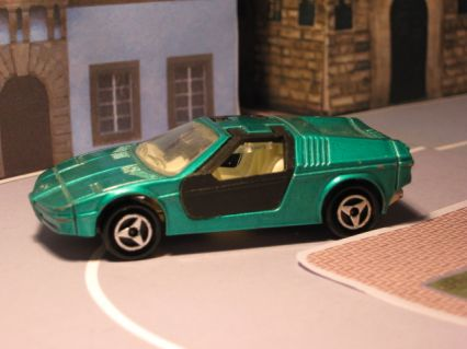 Majorette Bmw Turbo Diecastluv S Collection