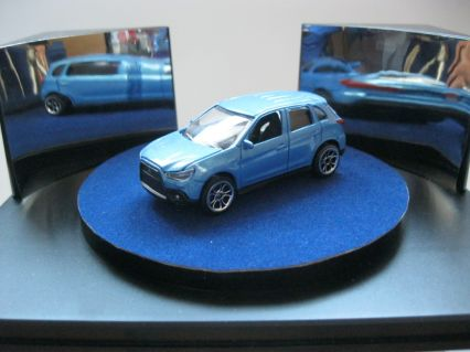 Mitsubishi Asx Scale Models Related Posts