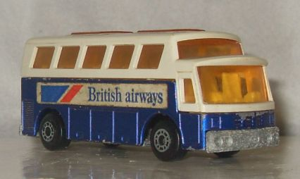 Airport Acura on Matchbox Airport Coach   Diecastlovers