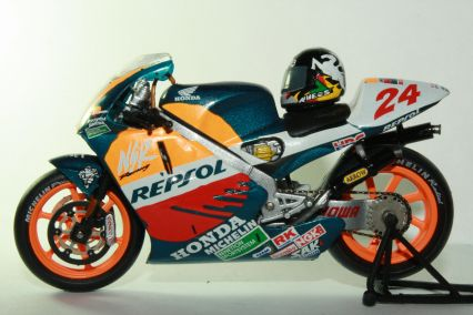 Onyx Honda NSR500 V2 Gork's collection | DiecastLovers