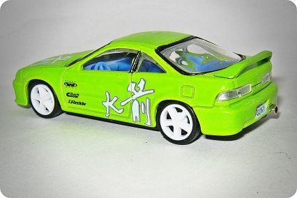Acura Austin on Revell Acura 1995 Integra Diecastdingo S Collection   Diecastlovers