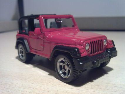 Acura on Siku Jeep Wrangler Tj Soft Top 4 0l 383commando S Collection