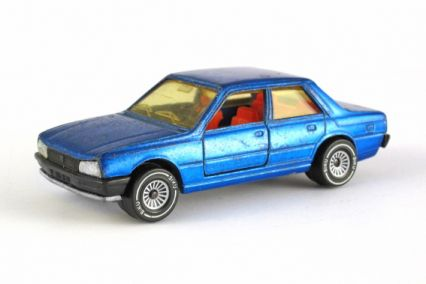 Siku Peugeot 505 STi Ronin-ronin's collection | DiecastLovers