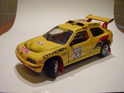 Rallye Acura on Solido Citro  N Zx Rallye Opelitaly S Collection   Diecastlovers