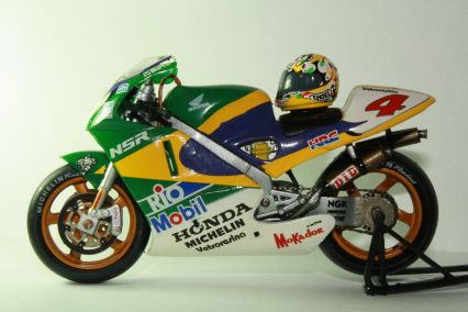 Vitesse Honda NSR500 V2 Gork's collection | DiecastLovers